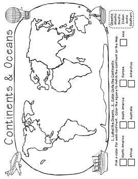 traveling  world continents oceans maps