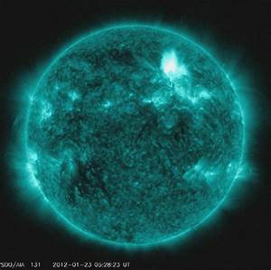 Solar Flare 2012: NASA Releases Amazing Images Of The Sun ...