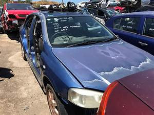 2002 Holden Astra Ts 5 Sp Manual 1 8l Multi Point F  Inj