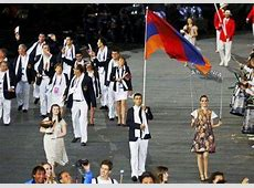 Armenian Olympians in London A Detailed Report