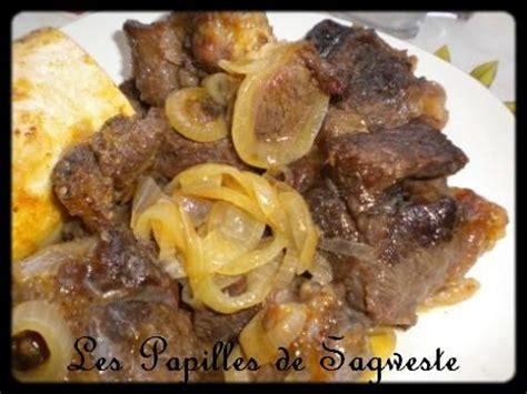 cuisiner du jarret de boeuf recette carbonnade de jarret de boeuf 750g