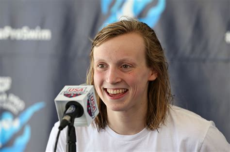 Katie Ledecky eyes daunting double at World Championships ...