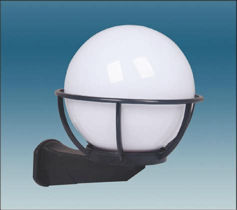 ip outdoor pmma globe light sg sincere china