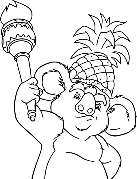 Disney The Wild Coloring Pages 13 Also see the category