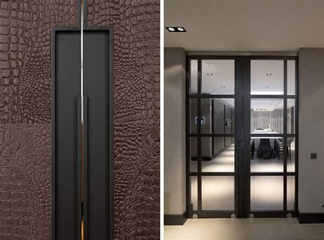 villa door designs villa charming large glass doors for kitchen and dining room brown decoration contemporary