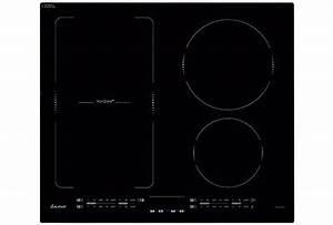 Plaque Induction Modulable : sauter spi6467b plaque induction boulanger ~ Premium-room.com Idées de Décoration