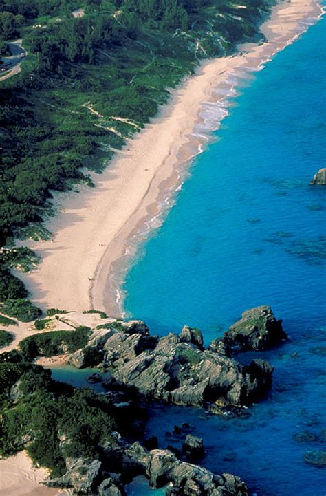 Beautiful Bermuda Beach Photograph By Carl Purcell