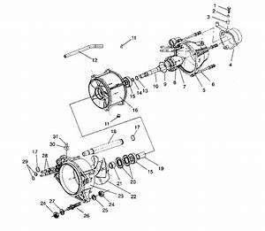 Polaris 1994 1995 Sl 650 Slt 750 Pump Nozzle 1350038