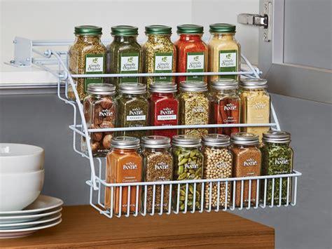 Creative Spice Rack Ideas by 15 Creative Spice Storage Ideas Hgtv
