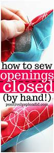 How To Sew A Ladder Stitch  The Best Way To Sew Openings