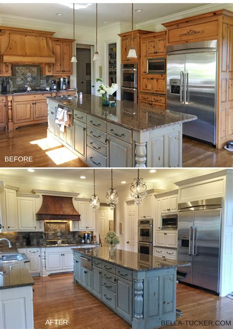 highlight reel  top kitchen makeovers   bella tucker decorative finishes