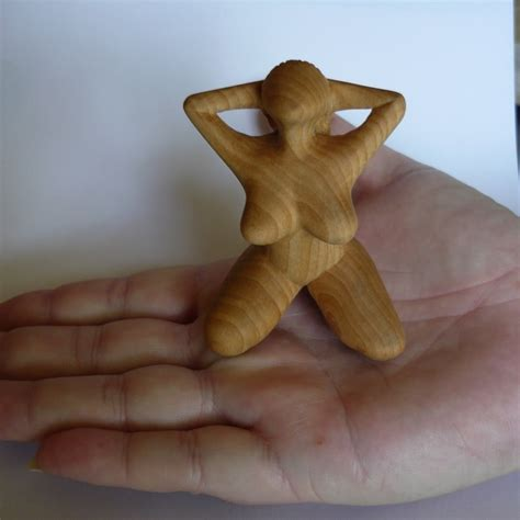 emily  wood carving  wood model woodwork  cut