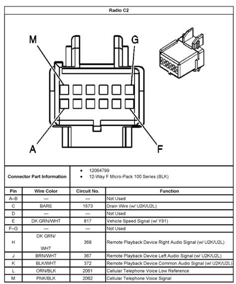 Chevy Trailblazer Wiring Diagram
