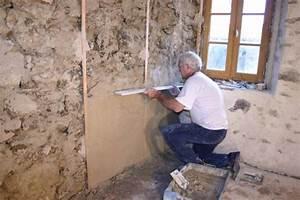 Mur A La Chaux : r aliser un enduit traditionnel la chaux en 3 couches en ~ Premium-room.com Idées de Décoration