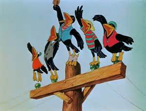 Racist Crows From Dumbo