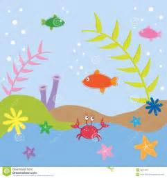 Under the Sea Clip Art Free