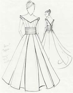 Easy To Draw Es Images Coloring Page Easy Simple Dress ...