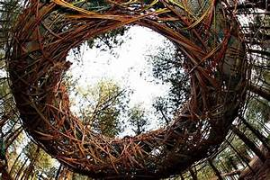 Dutch, Willowman, Creates, Whimsical, Sculptures, In, Enchanted