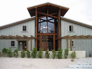 commercial metal buildings barn with living quarters plans With barn style metal building kits