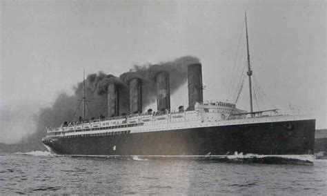 When Did Lusitania Sink by Sink Glamorous Lusitania Sinking Lusitania