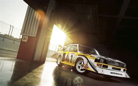 audi quattro  rally car legend group  wallpaper   wallpaperup