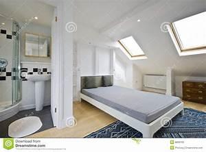 suite d39en de chambre a coucher de salle de bains photos With salle de bain dans chambre a coucher