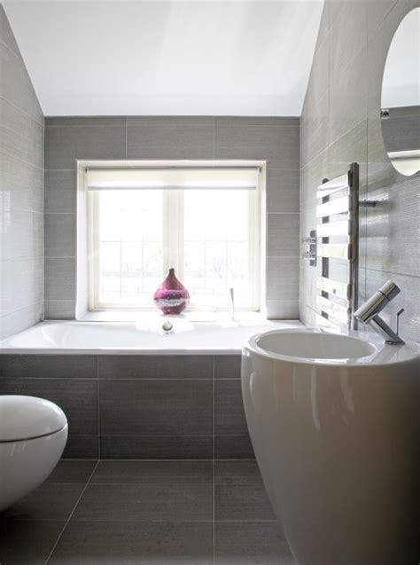 Modern Country Bathroom Ideas by Hadley Wood Modern Country House Contemporary Bathroom