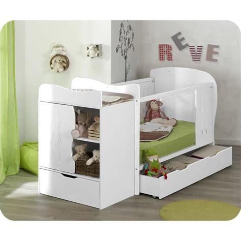 chambre transformable bébé conforama chambre bébé complète photo lit bebe evolutif