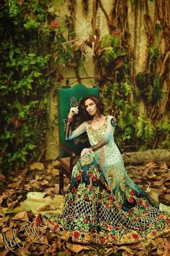 tabassum mughal bridal dresses   pakistani women