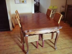 table a manger le bon coin With le bon coin parquet