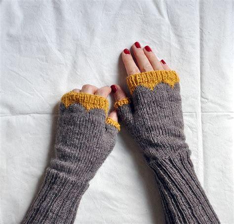 ulma nadelklappern stulpen stricken handschuhe