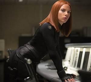 Scarlett Johansson... Black Widow / Natasha Romanoff ...