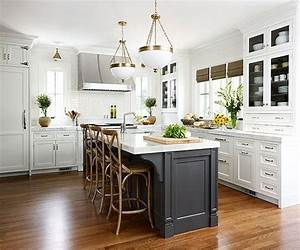 contrasting kitchen islands white kitchen island With kitchen colors with white cabinets with garage door stickers
