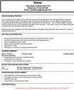 Security Guard Cv Example Security Guard Resume Sample Free Resume Template Professional Security Guard Resume Sample Resume Sampl Armed Security Guard Resume Security Guard Resume Sample Free Simple And Professional Security
