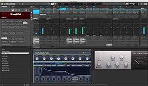 Kvr  Native Instruments Releases Maschine Studio And