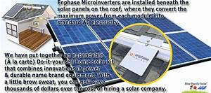 12kw Solar Kit Enphase Grid  Commercial System