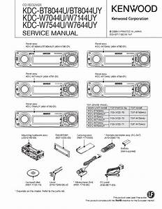 Kenwood Kdc 216s Wiring Diagram