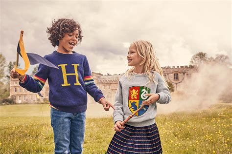 shop  mini boden harry potter kids clothing collection
