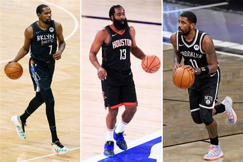 Durant, Irving and Now Harden. How the Nets Will Make This ...