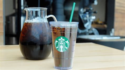Reposting this from /r/coffee hoping you guys might have some more insightful answers. Starbucks now offers cold brew coffee nationwide - TODAY.com