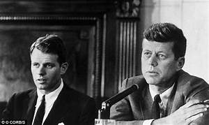 Robert Kennedy 'stole' JFK's BRAIN after autopsy to keep ...