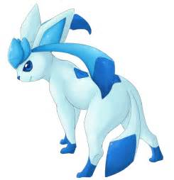 Shiny Glaceon