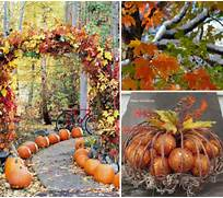 Fall Decorating Outside  Autumn Leaves Are Falling  Pinterest
