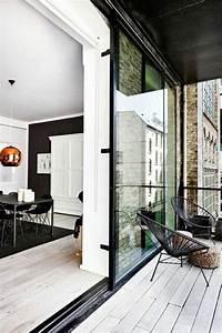 la porte coulissante en 43 variantes magnifiques With meubles de salon roche bobois 9 les chaises de salle 224 manger 60 idees archzine fr