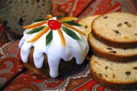 spécialité russe cuisine koulitch brioche de pâques russe les meilleures