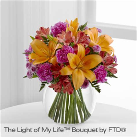 light of my bouquet ftd best flower deliver service