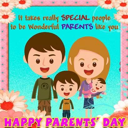 Happy Parents Gifs Parent Greetings Messages Quotes