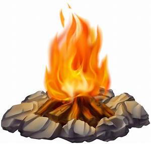 Heat clipart campfire - Pencil and in color heat clipart ...