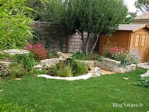 reve de gosse un bassin dans le jardin blognaturefr With comment refaire son jardin