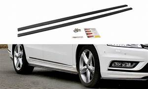 Side Skirts Diffusers Vw Passat B7 R